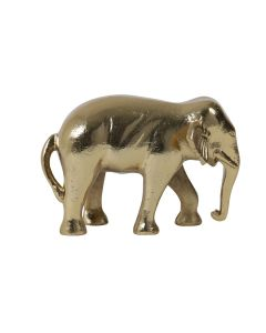 ELEPHANT 22x14x15CM GOLD