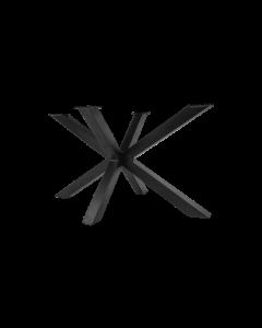 ONDERSTEL AUSTIN 3D BLACK METAL