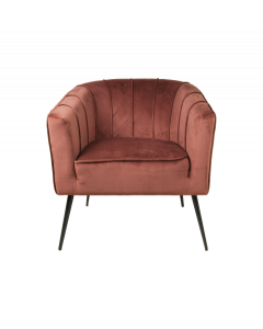 LOUNGEFAUTEUIL CHESTER CHAMPAGNE VE