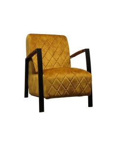 FAUTEUIL WISH ADORE 14 YELLOW