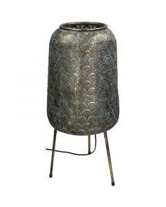 TABLE LAMP GOLD 61x28x28CM