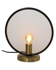 TABLE LAMP MIX ROUND 35x15x32CM