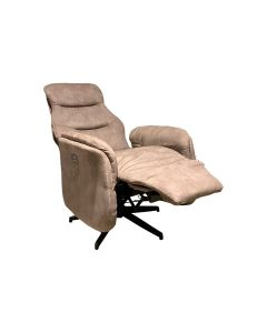 RELAXFAUTEUIL PULSE TAUPE ELEKTRISC